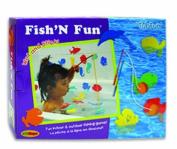 EduShape 915019 Fish N Bath Toy Spell - Box