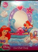 Disney Princess Royal Bath Ariel Bath Vanity