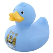 Manchester City Bath Time Duck