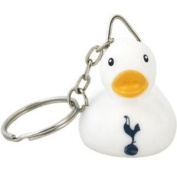 Tottenham Mini Duck Keyring