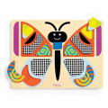 Manhattan toy Bright Shapes Butterfly Puzzle