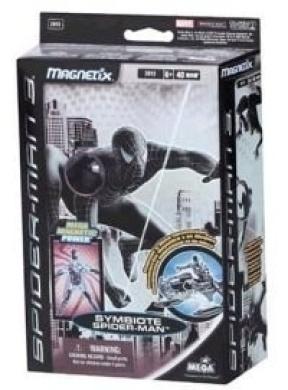 Mega Bloks Marvel Magnetic Figure - Symbiote Spider-Man