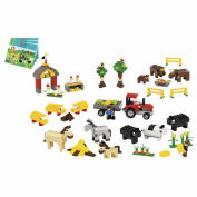 LEGO Education Animals Set For Farm, Sea, Desert & Dinosaur 779334