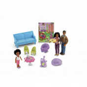Fisher-Price Loving Family Dream Dollhouse African-American Family