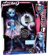 Monster High Ghouls Rule Doll, Abbey Abominable