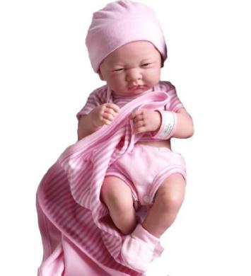 Berenguer Doll, Baby, Girl