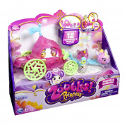 Zoobles - Princess Carriage Mini Playset