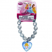 UPD INC Official Disney Princess Charm Bracelet