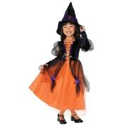 Kids Pretty Witch Costume