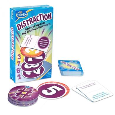 Thinkfun Distraction (Multicoloured)