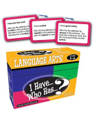 Teacher Created Resources TCR7832 I Have Who Has Language Arts Gr 5-6