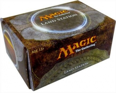 MTG Magic the Gathering Land Station (400 Basic Lands - 80 of Each) Mint New!