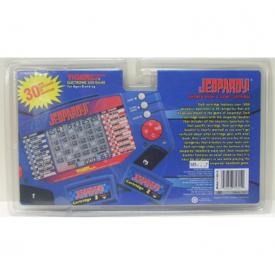 Jeopardy Answer/Question Book Cartridge #5