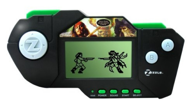 Expert Hand Held Game Pirates of the Caribbean 2