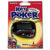 Key Poker, Electronic Hand Held Game By Radica