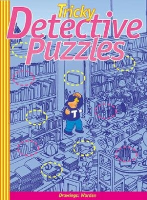 Tricky Detective puzzles