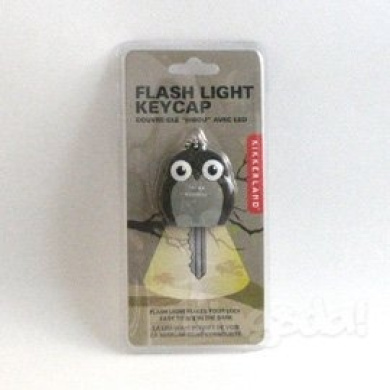 Owl Keyring with LED light and Sounds
