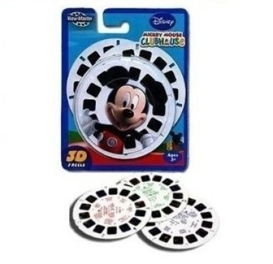 View Master-Fisher Price View-Master 3D Reels Mickey Mouse Clubhouse