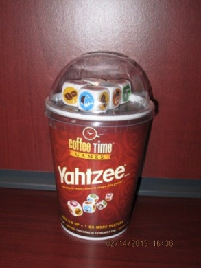 Coffee Time - Yahtzee
