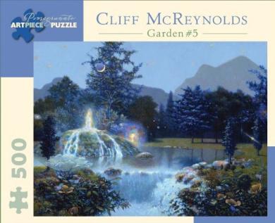 Cliff McReynolds - Garden #5