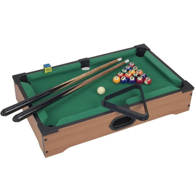 Mini Table Top Pool Game with Accessories