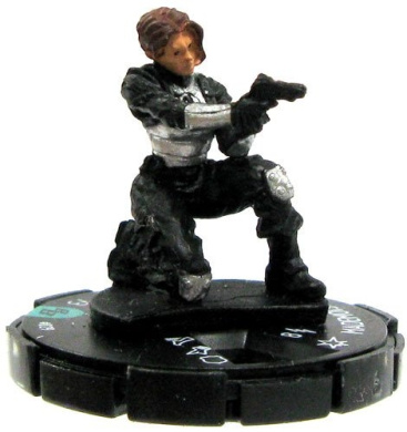 DC HeroClix The Brave and the Bold Single Figure Uncommon Mademoiselle Marie #29