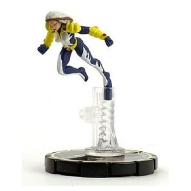 Marvel Heroclix Fantastic Forces Songbird Experienced