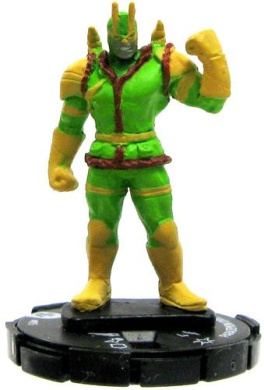 DC HeroClix The Brave and the Bold Single Figure Common Parademon Drill Seargeant #15
