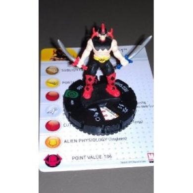 Marvel Heroclix Galactic Guardians Red Shift