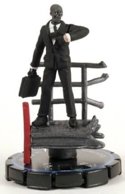 HeroClix: Black Mask # 11 (Experienced) - Collateral Damage
