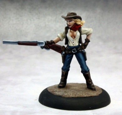 Janey Blankenship, Cowgirl Multi-Coloured
