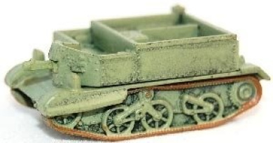 Axis and Allies Miniatures: Universal Carrier - Counter Offensive 1941-1943