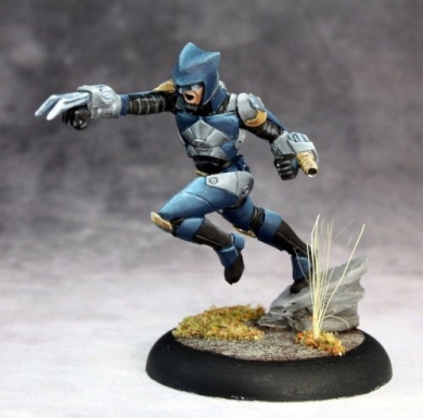 Shadow Talon, Super Hero