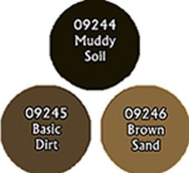 Soil Colours