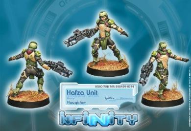 Infinity: Haqqislam - Hafza (Spitfire)