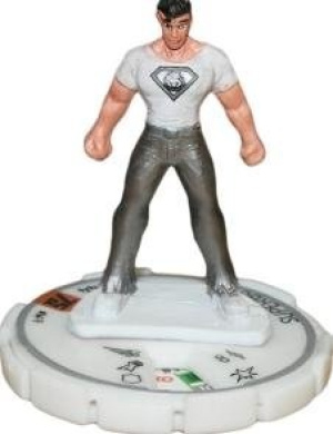 HeroClix: Superboy # W009 (Limited) - DC 75th Anniversary