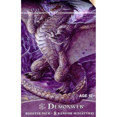 Demonweb: A D&D Miniatures Booster Expansion (D&D Miniatures Product)