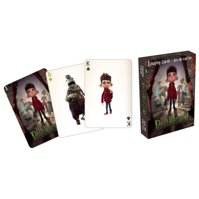 Paranorman Playing Cards