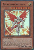 Yu-Gi-Oh! - Archlord Kristya (CT08-EN010) - 2011 Collectors Tins - Limited Edition - Super Rare