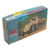 Stummel Halftrack SD.Kfx 251-9 1/72 Hasegawa [Toy]