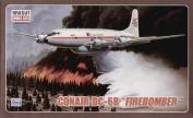 Conair DC-6B Firebomber 1-144 by Minicraft