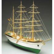 Mantua Model Ship Kit - Gorch Fock