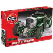 Airfix A20440 1930 4.5 Litre Bentley 1:12 Scale Series 20 Plastic Model Kit