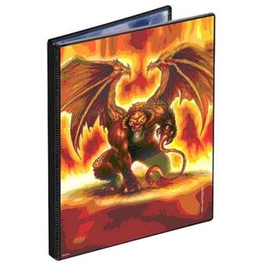 4 Pocket Portfolio Dragon Beast