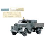 1/35 scale German 3t 4*2 Cargo Truck (w/Photo-Etched) Plastic Model Building Kit [JAPAN]
