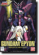 Gundam Wing - Gundam Epyon 1/144 Scale Model Kit