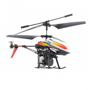 Shooting Water 3.5 CH RC Helicopter Gyro V319 .Colours May Vary)