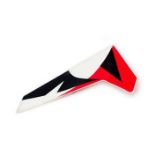 Vertical Fin, White: MSR/X