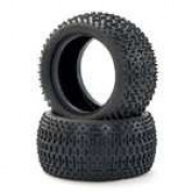 Rear Goose Bumps Tyre, Green