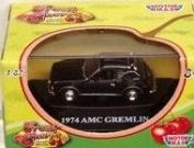 Motormax Fresh Cherries 1974 AMC Gremlin HO Scale for Train Diorama